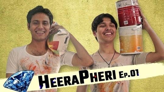 #Herapheri part 1 #nazarbattu!!