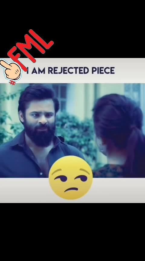 నేను ఒక rejected person #saidharamtej #chitralahari