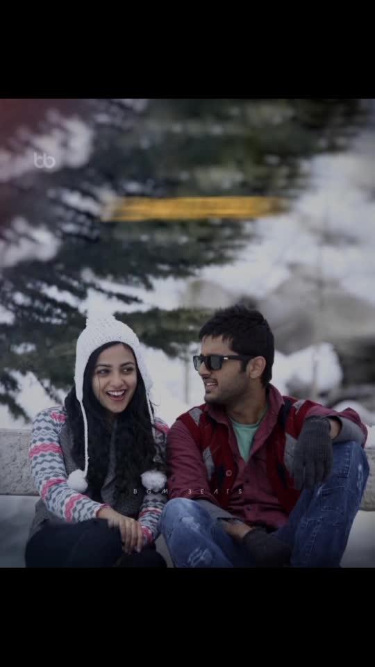 #myfavouritesong #ishq#lovely_couple #nithinyouthstar #nithyamenon