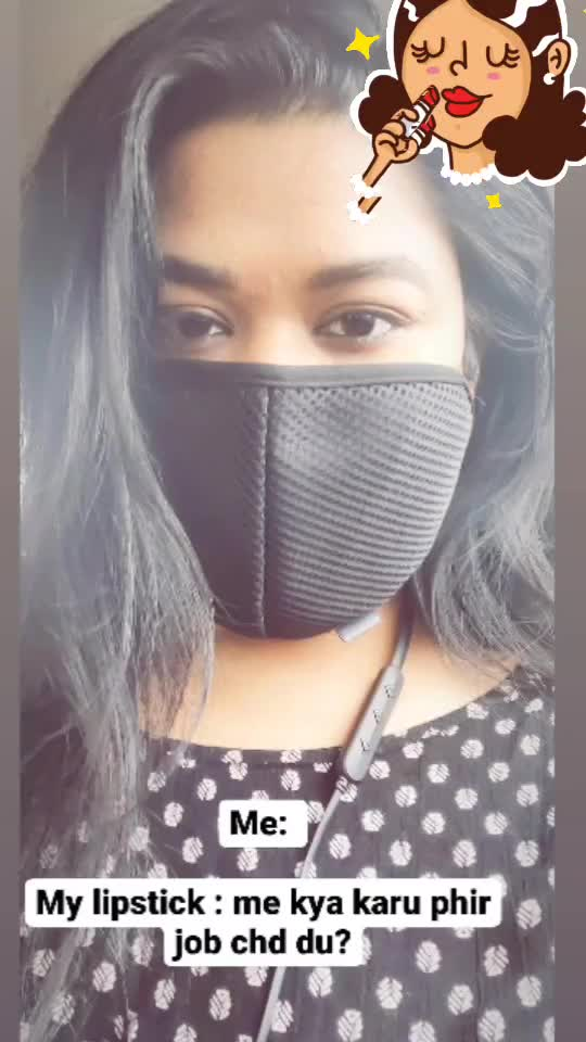#mask #blogger #roposo #roposostar