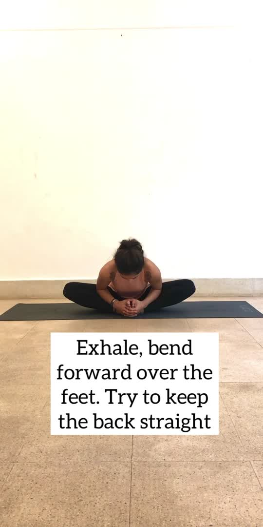 Yoga for hip flexibility