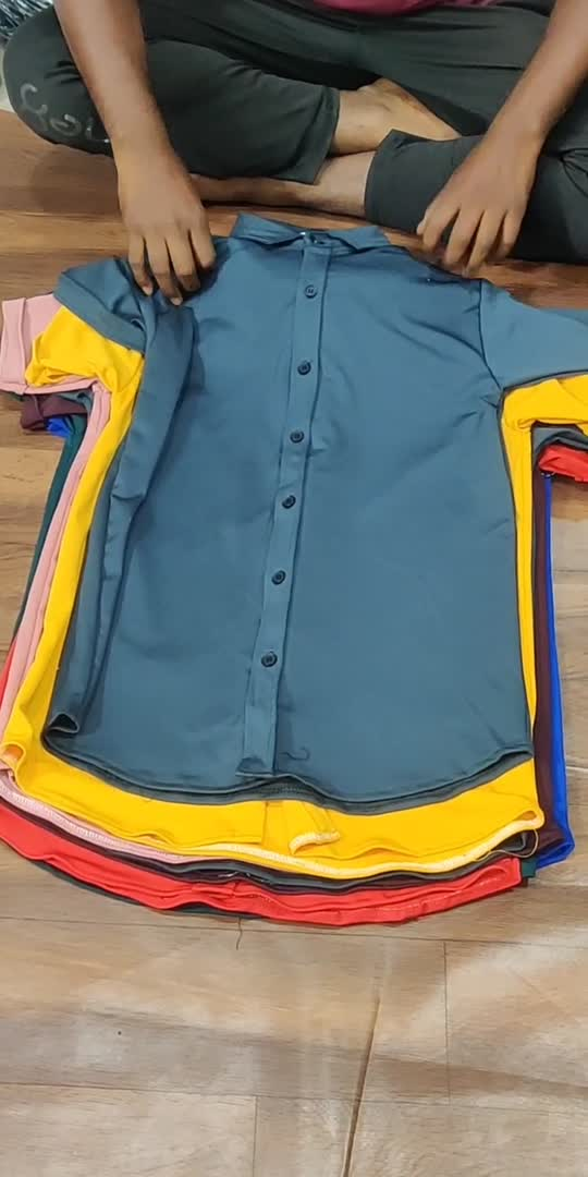 Lycra shirts Fully stretchable Available for wholesale and retail Address-BT Kawade road ghorpadi pune Only 350Rs