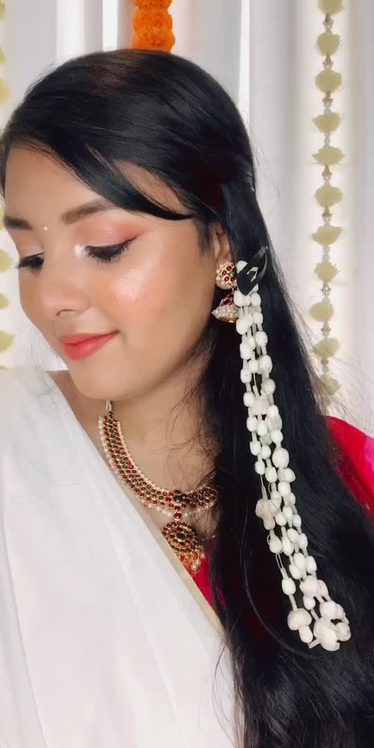 South Indian Look❤️💞#fashion