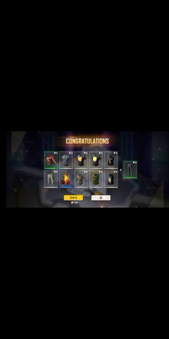 new Gold Royal #free fire