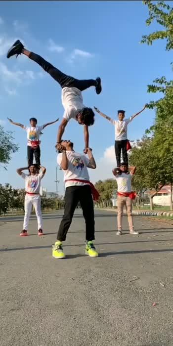superb acrobalance #acro #acrobatics #acrobalance #gymnastic #yogachallenge