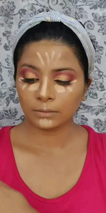 #mydesilook #makeupartist #makeupvideo