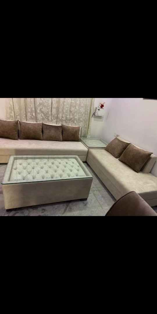 New sofa designs from Geeta Fabrics showroom Panipat Haryana#geetafabrics