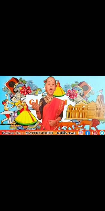 #gujaratday #gujarat #day #maitryjoshi