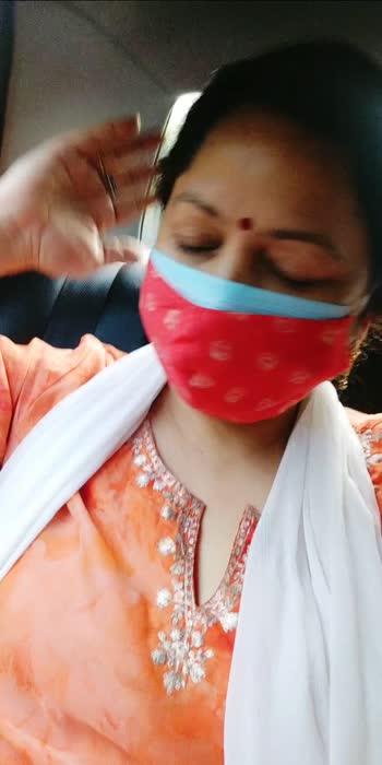 #masksehaaregacorona#goodmorningindia  #doublemask#wearnask#getvaccinated