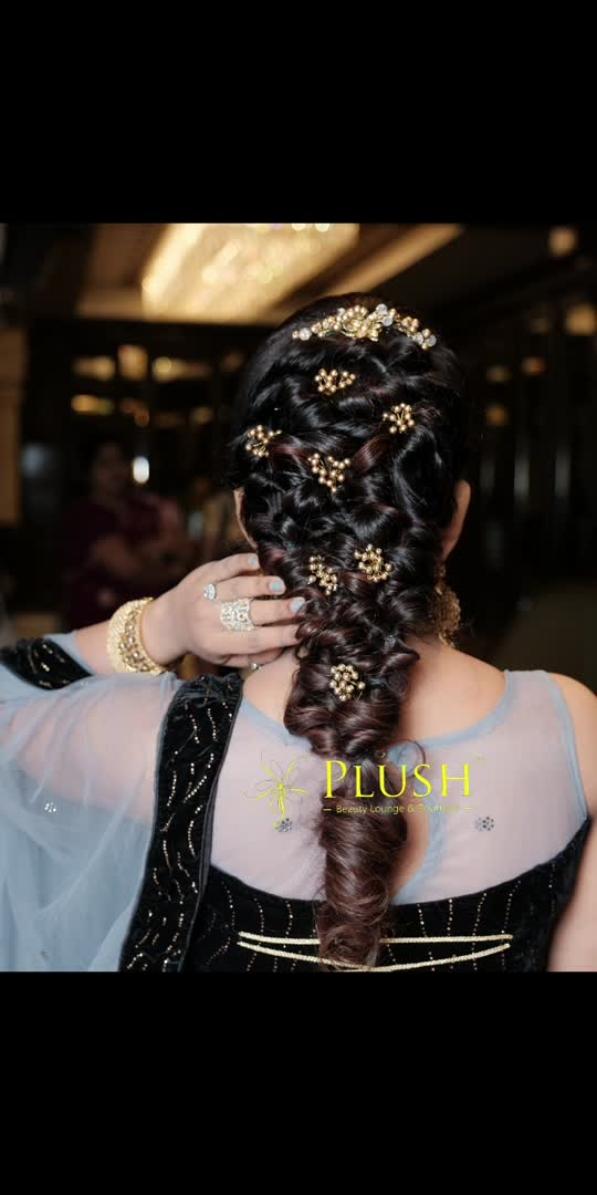 100 PLUSH Hairstyles.. by Santhoshi Srikar.. 10 Reels.. 10 Hairstyles in each Reel video. = 100 Hairstyles. . A Compliation Video of all my Hairstyles from Basic to Creative International Hairstyles.. hope u like it.  . Proud to say that all my PLUSH Hairstylist, PLUSH students are capable to do all of them.. . I teach and train Unlimited Hairstyles in my Hairstyling Masterclass providing all the Hair styling equipments and Real Hair Dummy in my Practise Session. . Santhoshi Srikar's 18 days Next Makeup and  Hairstyling Masterclass starts from May 18th. . To know more about the syllabus and other details whatsapp course details to  9543676444 / 9940540888. . Let's starts from the Basic Hairstyles.. . Follow if u Like ❤ . #hairvideos #Hair #hairstyle #hairstyles #hairtutorial #pojadai #pellipolajada #pelli #veni #hairflowers #hairaccessories #hairacademy #hairdo #bridalhairstyleideas #bridalhairstyles #hairstylesforsaree #southindianbride #southindianwedding #southindianbridalmakeup #southindianbridalmakeupartist #bridalmakeupartist #bridalmakeup #makeup #weddinghairstyles #weddinghairstyle #plush #santhoshi #receptionhairstyle #hairstyleideas #plushboutiqueandbeautylounge