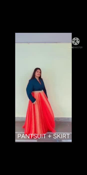 Styling a pantsuit #styling #style #exploreyourtruestyle #shrutijain