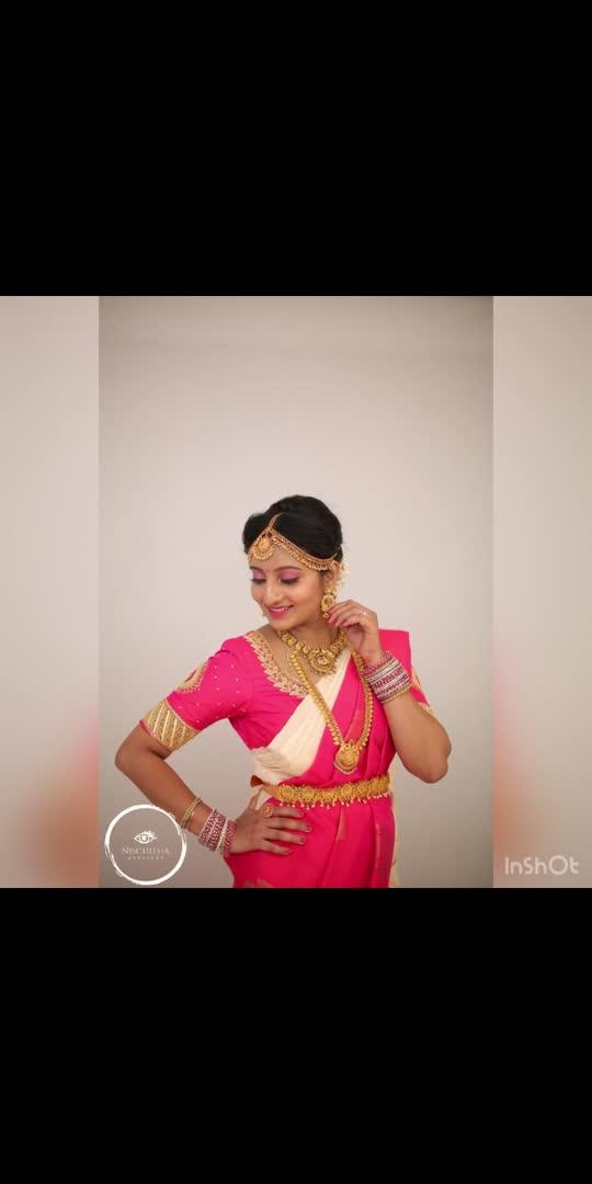#makeoverbynischitha #makeupartist #trendingvideo #roposo-beats