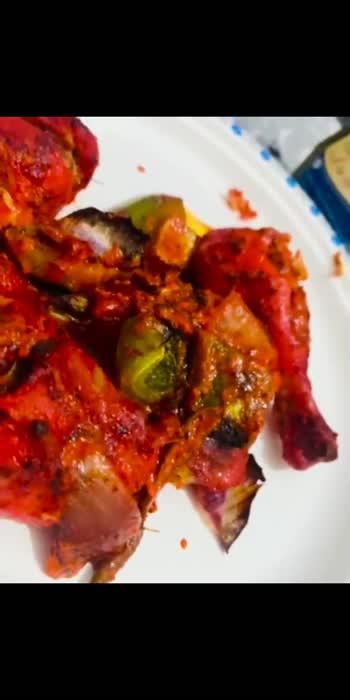 #chickenlover #chickentandoori #chickenrecipes #wow #tastyfood #tastytasty #tastysnacks #nice #tastybites #tastyrecipes #yummyyummy #yummyfood #yummycake #roposo #roposostar #roposostars #trending #trendingonroposo