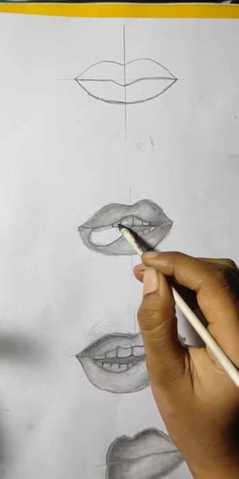 draw lip