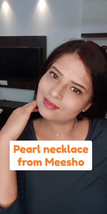 #anjanaslifestyle #pearlnecklace #pearl #pearljewellery #pearljewelry #jewellerydesign #jewelry #jewellerylover #jewellery #jwellery #pearlearrings #fashionblogger #fashion #fashionista #youtubesubscribers #youtubeindia #youtubers #reelsinstagram #reelitfeelit❤️❤️ #reelsindia #reelvideo #reelitfeelit🧚🏼♀️