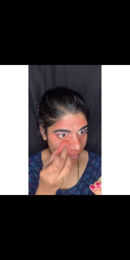 MUA: @makeoverbynischitha   Contact 9036812418 for bookings  or DM for bookings and enquires  . . . . #southindianbride #bride #bangaloremakeupartist  #makeuprevolution  #hdmakeupartist #southindian #bride #bridesmaids #bridetobe #wedding  #instagood  #instamood #krylonmakeup #wedmegood #makeuptutorial #bangaloremua #wedmeplzz #mua #shaadi #shaadisaga💝 #bridal #bridesmaids #southindianbride #weddingmakeup #bridesofbanglore #jewelryaddict #jewellerylover #lashes #revolutionmakeup #missclaire #makeup