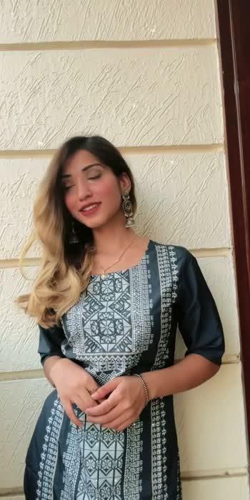 #feelgood  #foryou #foryoupage   ###shivanidhyani #strongerwoman #youarebeautiful #lifestyle #blooming #glamlook #mylook #mylooktoday #styleblogger #styleindia #roposostar #roposotrending #roposofamily #fashionblogger  #roposofashionquotient  #roposoindia #roposobeauty  #selflove #stayhome #stayhomestaysafe #stayhomeindia