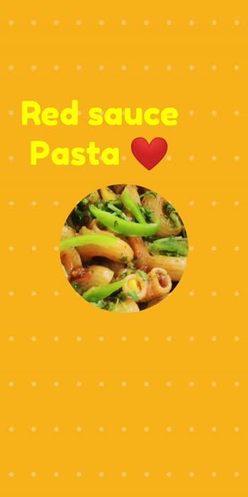 red sauce pasta ❤️ #morningbreakfasts#pastarecipe#pastalover#mejwani