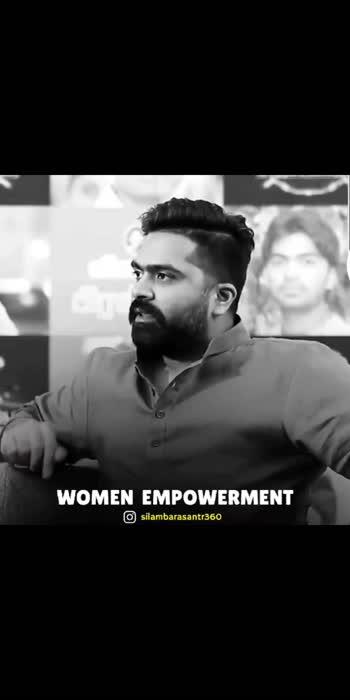 #womenmotivation #silambarasan