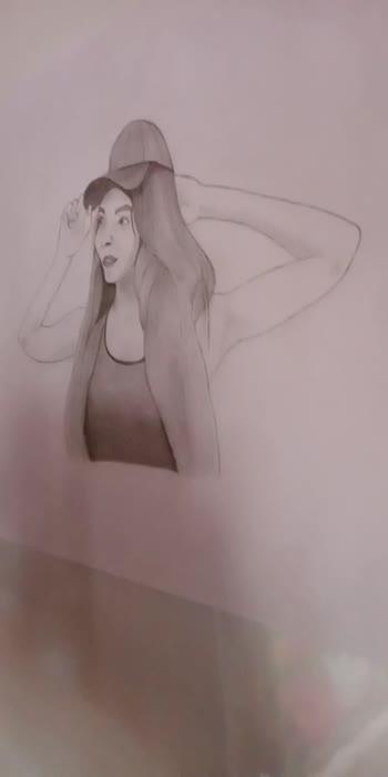 Girl Pancil Drawing https://youtube.com/channel/UC-OdFMX_P5IkXFrj1xDgRSQ #drawing #art