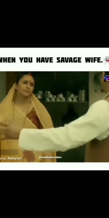 savage wife..🙄😳 #savagewomen #instavideos