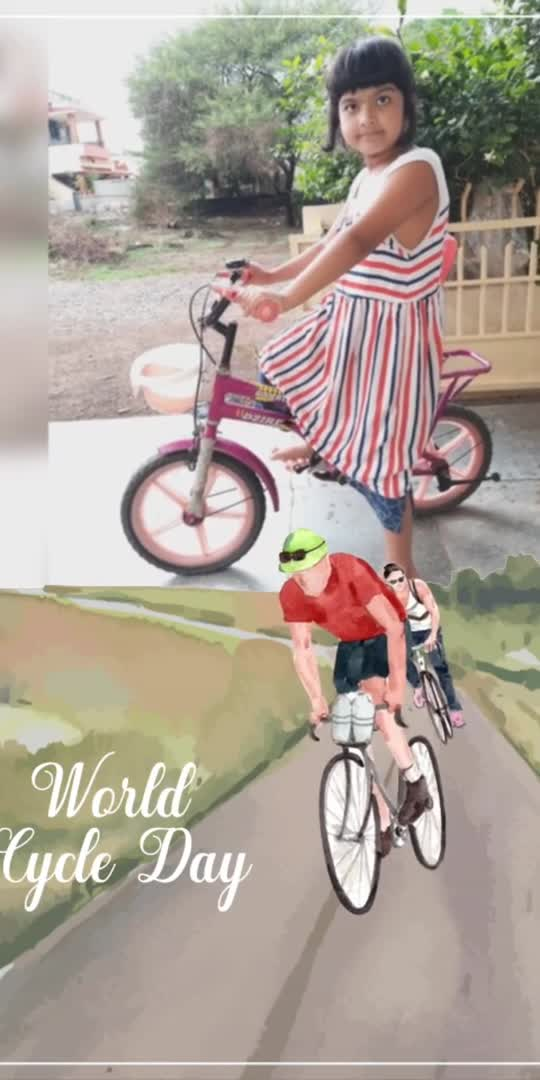 #World Cycle Day
