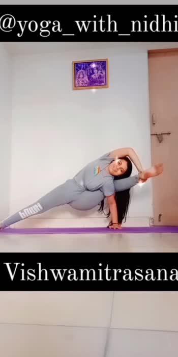 #desibeat #yoga_with_nidhi