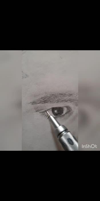 #pencil_drawing #artlover #artist #artsy  #pencilsketch#NTRart