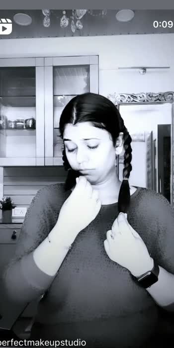 #reposo-star #reposo #video #perfectmakeupstudiobyharpreetkaur #makeup #before #after #makeuplook