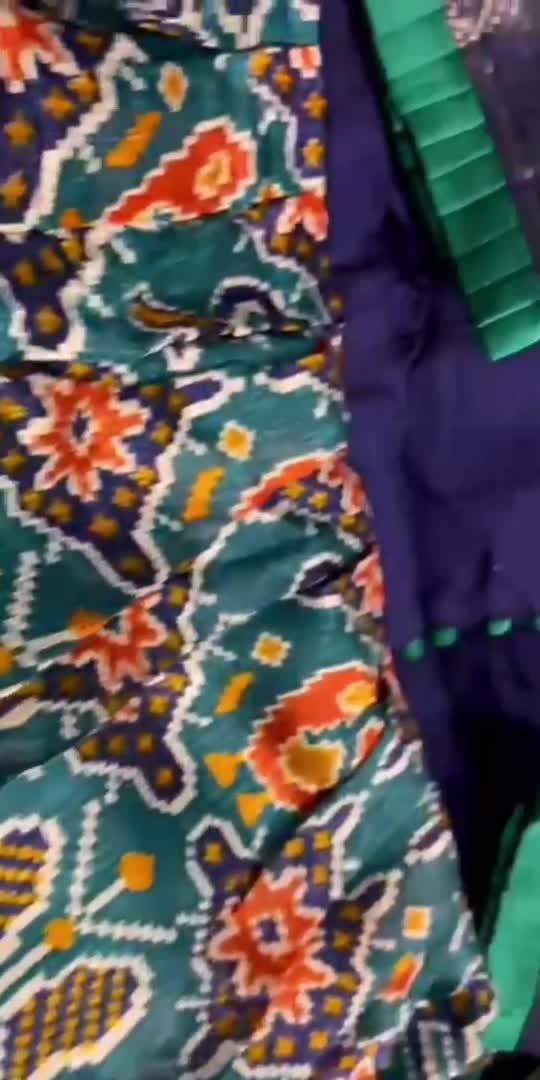 Beautiful Floor Length Linen Silk Frock_  🥰 Rich Ikkath Detailing 🥰  *Contrast Big Kanchi Border with Beautiful Yoke Part* . . . . . . . . .  #arunacollection01 #2021 #partywear #sareelove #traditionalwear #indianstyle #sareestyle #sareedrapist #sareedraping #arunacollectiongowns #gownlove #gown #saregown #ikkartgown #sareeindia#sareecollection #onlinefashion #onlineshopping #instagram #fashiondesigner #fashionartist #shoppingdiares Codev86219921