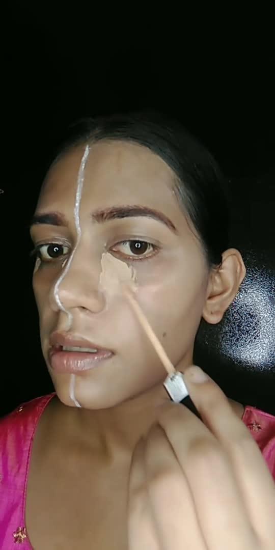 #daymakeup #night-look #makeup #makeuplover #makeupblogger #contentcreator #worldwidemakeupartist #videos #boldlips #smokey-eyes #nudemakeup