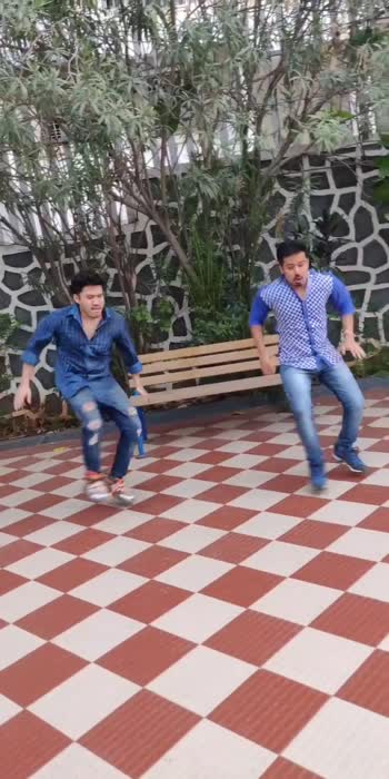 Udu Udu Zalaya with @rohitkalsekar #danceindia #roposostar #roposo-beats