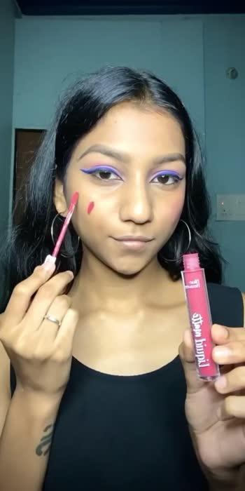 #roposo #roposobeauty #wokeuplikethis #lookgoodfeelgood #roposolove #indiakaapnavideoapp #roposostars #roposostarweek #desibeat #fitonbeat #makeup #howdesiareyou #poseclick