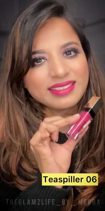 #roposomakeup #lipsticks #lipstickswatches  #roposotrending #roposostar