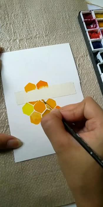 #roposostarweek #roposo-beats #internationalmusic #creative-channel #arttherapy #artthoughts #tutorial #tutorialvideo #videoart #paintinglover #paintingart #paintingtutorial #drawing