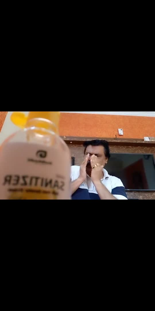 #myindia #sanitizer