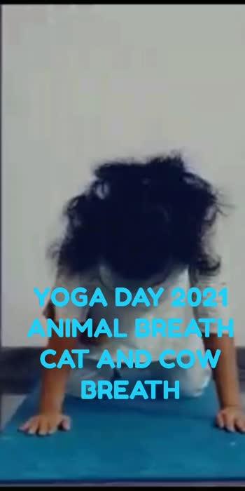 #roposo-beats #yogaday #yogainspirations #yogachallenge #yogaday