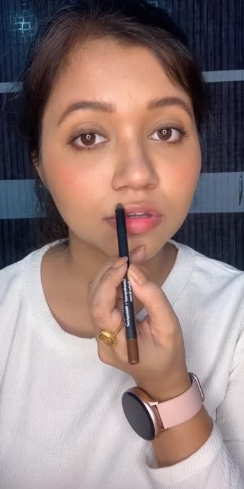 WITHOUT SURGERY FULLER-LIPS 👄💋😍 #fullerlips #hacks #makeuphacks #makeuptips #getreadywithme #roposobeauty #fashion #makeuptutorial #lips #lipstickhacks #thebongbindni