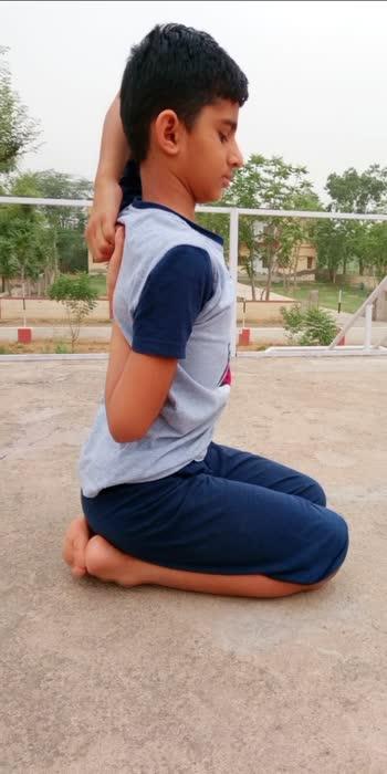 #yogamotivation #yogachallenge #yogadayspecial #roopcreations