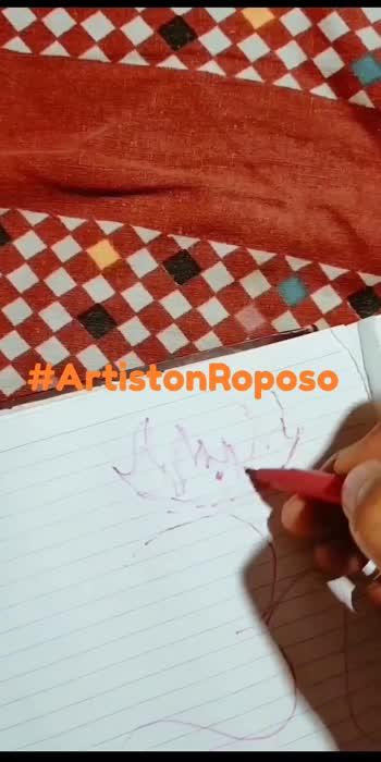 #Artistonroposo