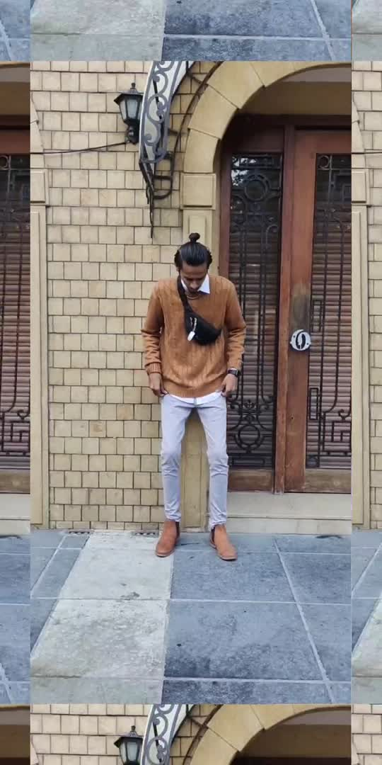 Winter Outfit Style 🤙🤙 #artistofroposo #roposostar #roposo-beats #mensstyle #trendingvideo #trendingonroposo #madeonroposo