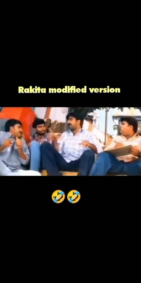Rakita modefied version 🤣