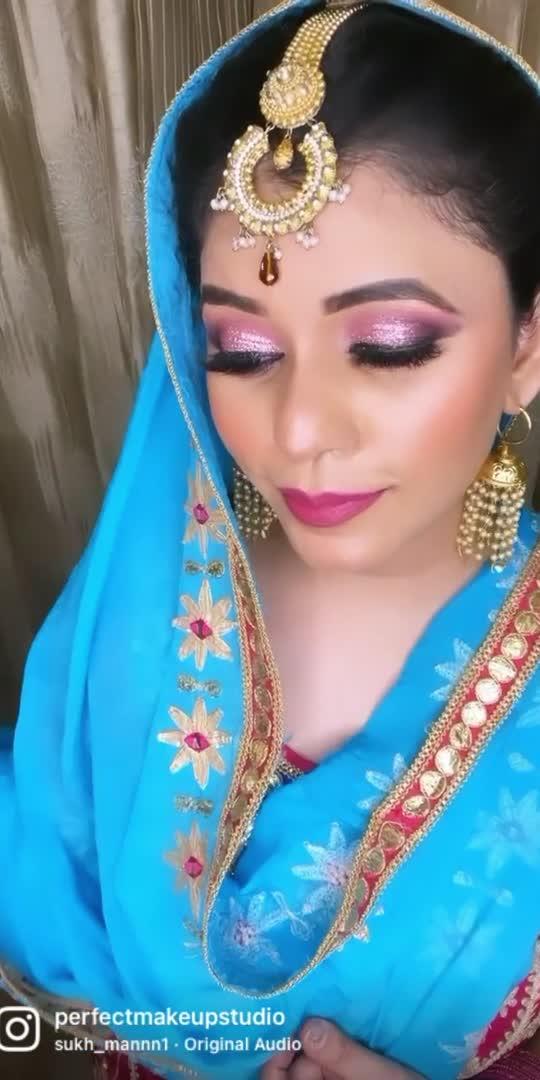 #makeup #makeuplook #punjaban #punjabilook #indianapp #reposo-star #viral #viralvideo #jatti