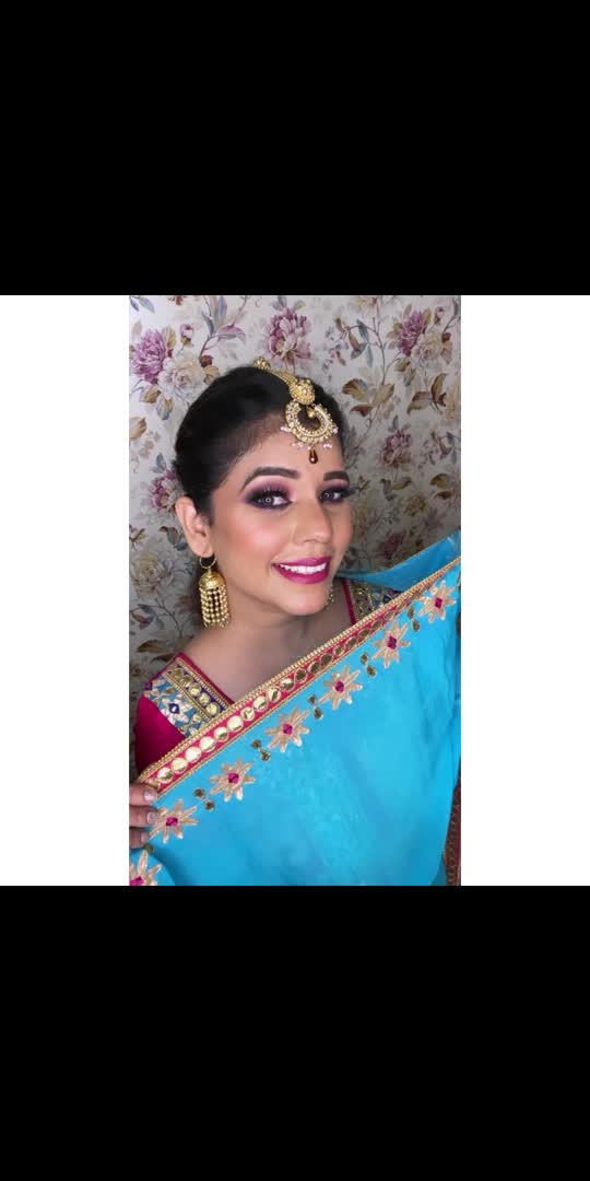 #makeup #punjabisong #makeuplook #punjaban-jatti #perfectmakeupstudiobyharpreetkaur #viral #viralvideo
