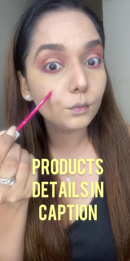masoon makeup look