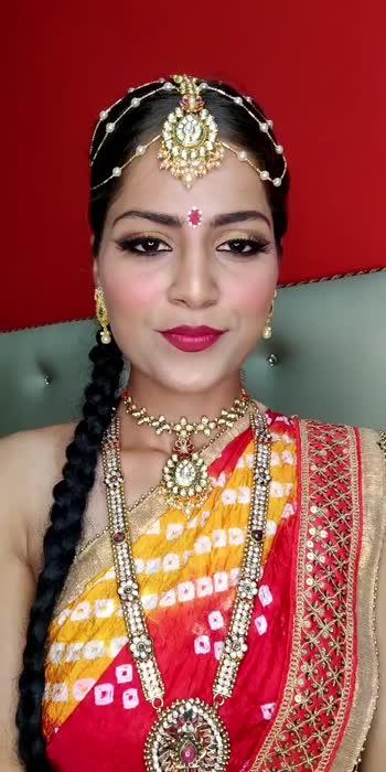 Recreated look of Draupadi #mahabharat #draupadi #panchali #mahabharata