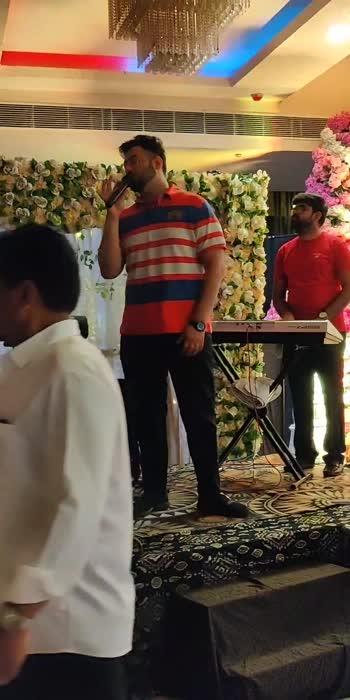 Pehla Pyar Live ❤️ #pehlapyar #vishalmishra #vishalmishrasong #kabirsinghsongs #singingvideos #singersofinstagram