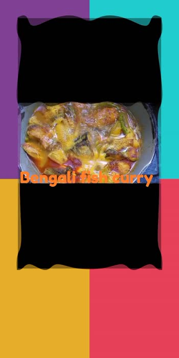 #mywish #mycookingskills #bengalirecipe #fishcurry #roposostar #indiafood #nonvegetarian #khanakhazana