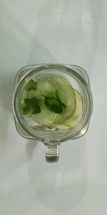 #cucumber detox #roposostar #ropsobeats