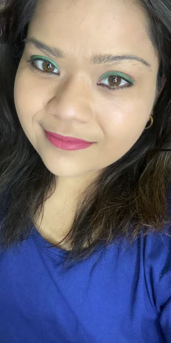 Makeup done right 🥰😍 . . @trySUGAR #plumgoodness @realtechniques #swissbeauty @MACcosmetics @MaybellineIndia @MyNykaa